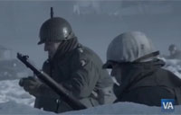 Living History Battle of the Bulge Part 3