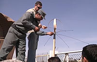 Counter-IED Team Trains Afghans