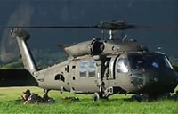 Army Air Assault Exercise