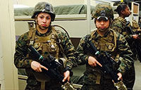 Female Marines Reflect on Infantry Training
