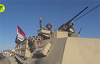 Iraqis Advance in Ramadi