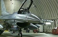 F-16 Prep & Flight