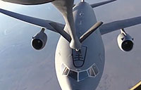 Air Refueling-Dry Contact Practice