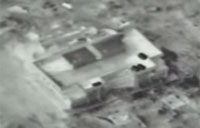 Daesh Fighting Position Blown Up