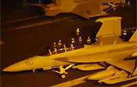 Fighter Jets Launch Bound for ISIS