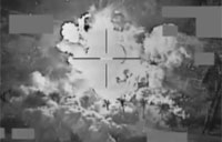 Air Strike on Building with Daesh Fighters