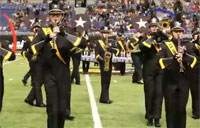 U.S. Army All-American Marching Band Game Day