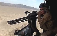 Marine Door Gunner Training