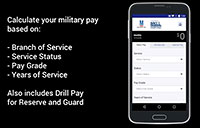 Military Pay App