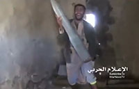 Houthis Seize Ammo Depot