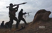 Iraqi Attack on ISIS Outpost