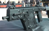 Shot Show 2016: 1200 Rounds of Fury from KRISS