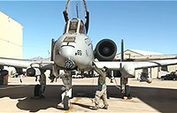 A-10 Thunderbolts at Cactus Flag Air Exercise 2016