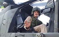 Apache Pilot Hits 10,000 Flight Hours