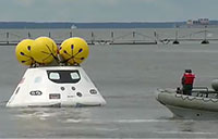 Air Force Report: Orion Recovery
