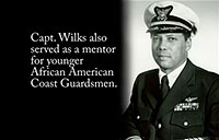 Coast Guard African-American History Tribute