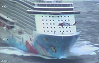 CG Medevacs Woman from Cruise Ship