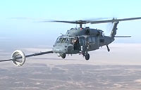 HH-60 Pave Hawk Aerial Refueling