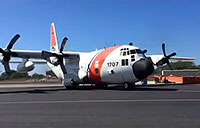 Coast Guard Assists in Rescue of 42 Crewmembers