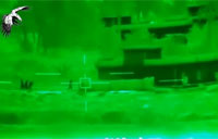 M1 Abrams Night Vision Targets ISIS