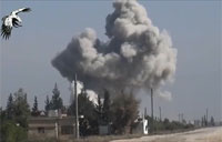 Russian Airstrikes on ISIS