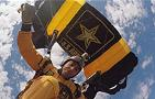Golden Knights Train with Navy Leap Frogs