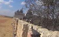 ISIS Fighter Films Own Death