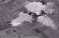 IED Factory Gets Dismantled from Above