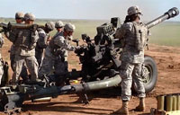 Behind the Barrel: M119 Howitzer Digital Fire Control