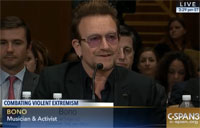Bono's Plan for Defeating ISIS