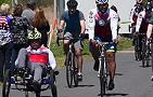 Team Coast Guard Cycle from Pentagon to Gettysburg
