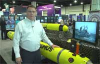 Sea Air Space: REMUS 600 AUV