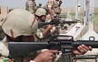 Iraq Soldiers Conduct MOUT Exercise