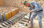 ISIS IEDs in Iraq