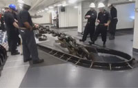 Aircraft Carrier Anchor Drop