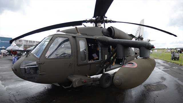 Inside Look At The Black Hawk UH 60M