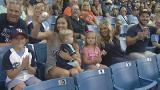 Rays Salute Military Family with Surprise Visit