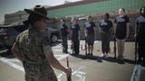 Female Enlistees Get a Taste of Boot Camp