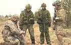 Canadian Soldiers in Latvia