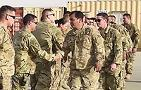 Wounded Warriors Return to Bagram