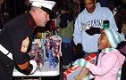 Marines Support the Community With Toys for Tots