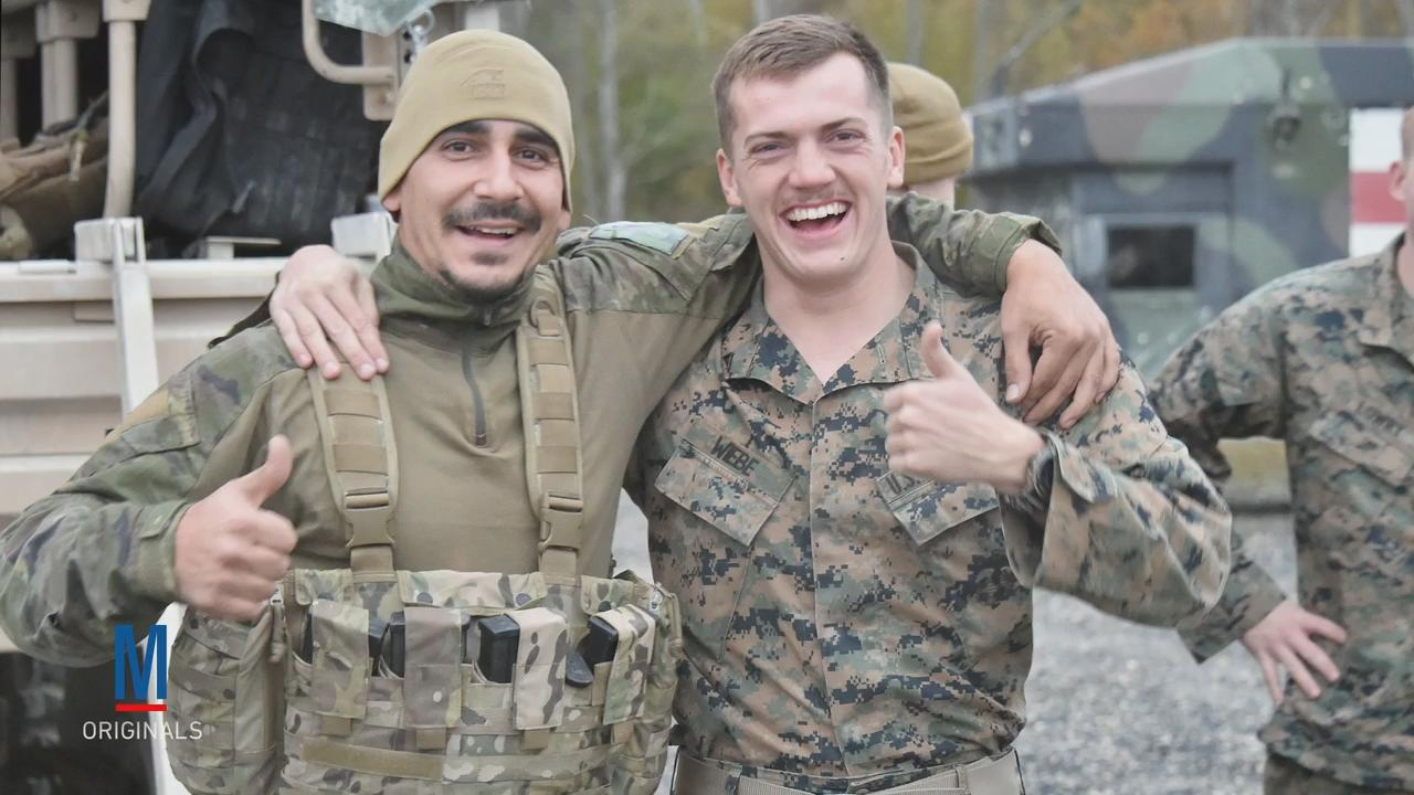 Joining the marines with a ged