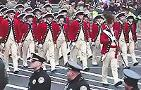 Military in Donald Trump's Inaugural Parade