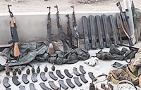 Weapons Seizure in Syria