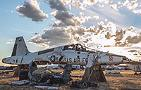 Time-Lapse of the Aircraft Boneyard
