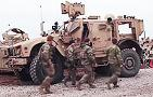 82nd Airborne Division On The Move in Iraq
