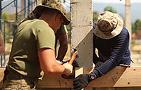 Marines Complete School Room With Thai & Japanese Counterparts