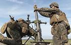 Marines Live-Fire Exercise: Buddy Rush & Mortar Fire