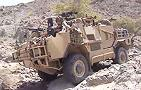 British Army Jackals Tackle UAE Desert And Mountains