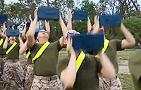 Marine Recruits Test Combat Fitness on Parris Island